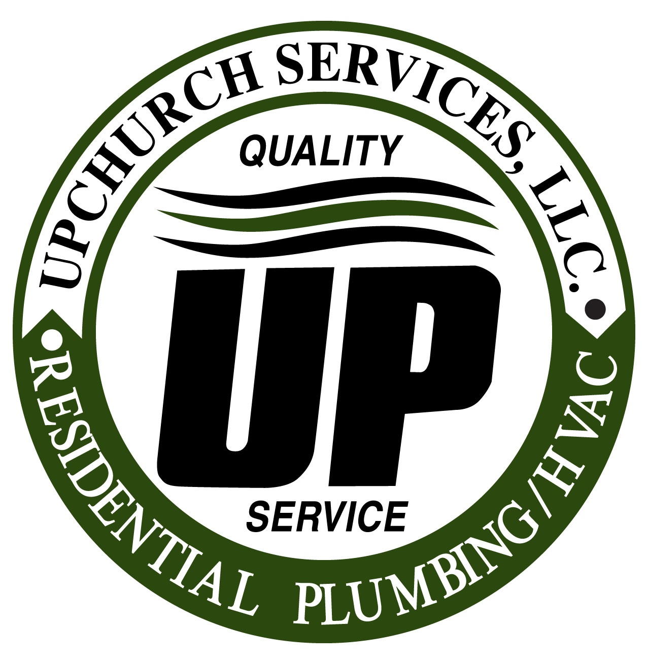 Please call UPCHURCH Services for all your heating and cooling needs!